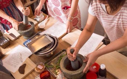 「パクチー」料理専門講座