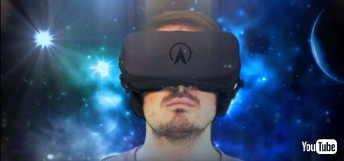 VRジェットコースター