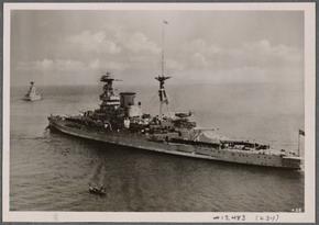 戦艦バーラム
