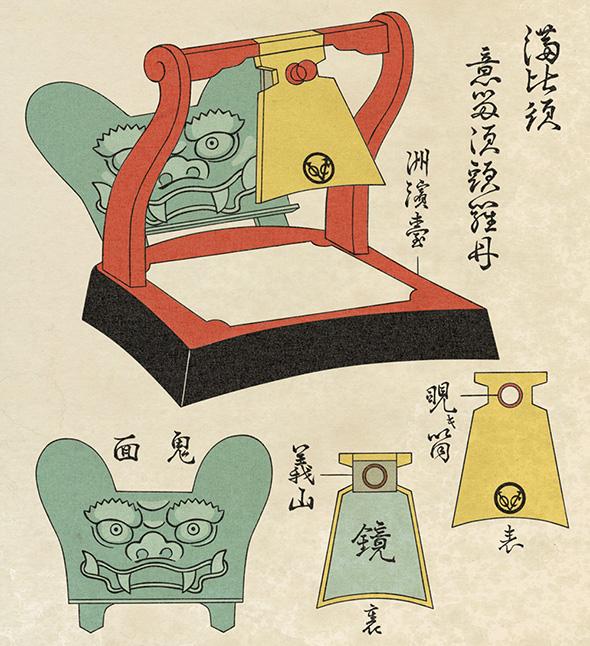 江戸時代のニュー感覚で描けるマジカルなイラストレーター