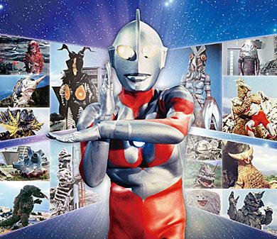 「ウルトラマン」全エピソードに迫る特別展
