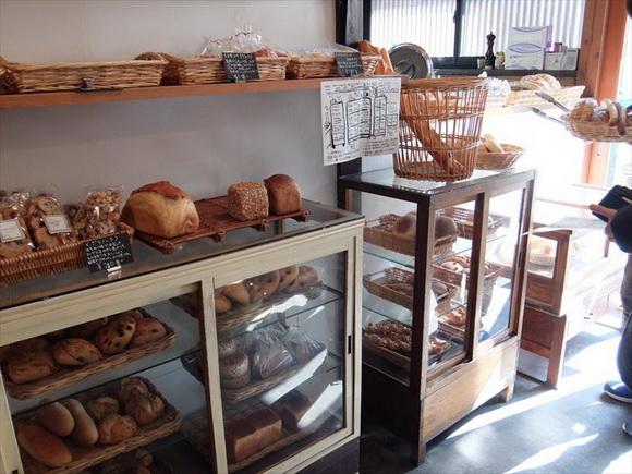 翠玉堂は普通のパンもある