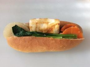 翠玉堂のお雑煮パン