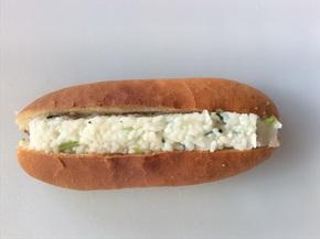 翠玉堂の七草粥パン