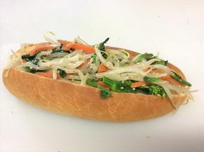 翠玉堂のナムルパン