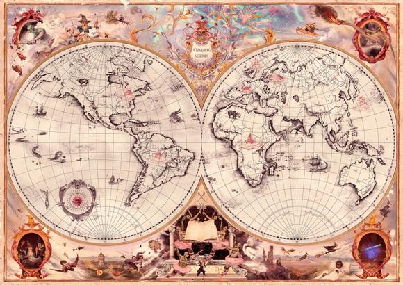 世界にある11の伝統的魔法学校