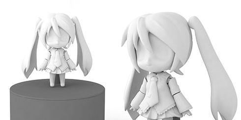 HATSUNE MIKU by iDoll x Nendoroid 原型モデル