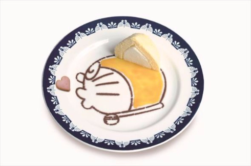 ドラみみチーズケーキ