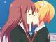"""女の子同士の秘密の関係を描いた「桜Trick」 """"ちゅっちゅっちゅの日前夜祭""""としてニコ生で一挙放送"""