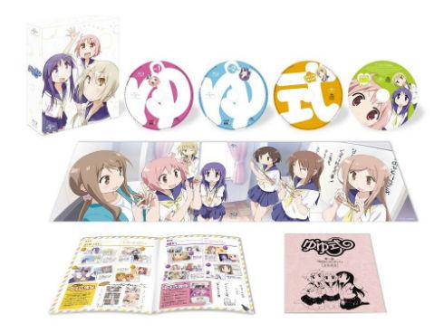 「ゆゆ式」Blu-ray BOX