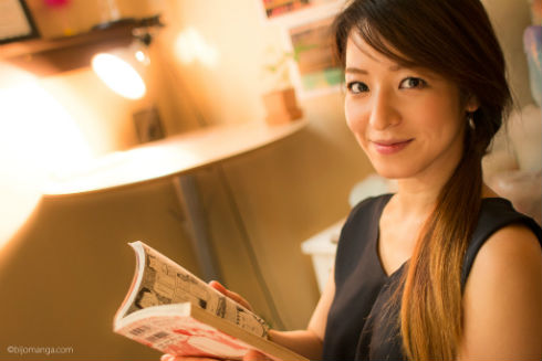 「ナニワ金融道」を紹介してくれた松元理美さん