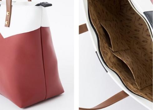 「TIGER&BUNNY」のコラボトートバッグ