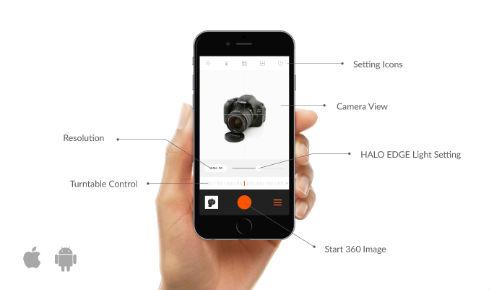 360度画像撮影