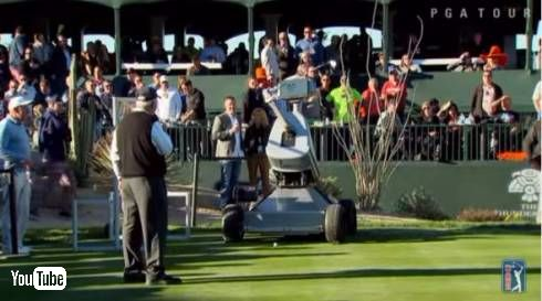 ゴルフロボット