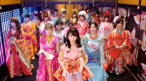 宮脇咲良センター「君はメロディー」ミュージックビデオ