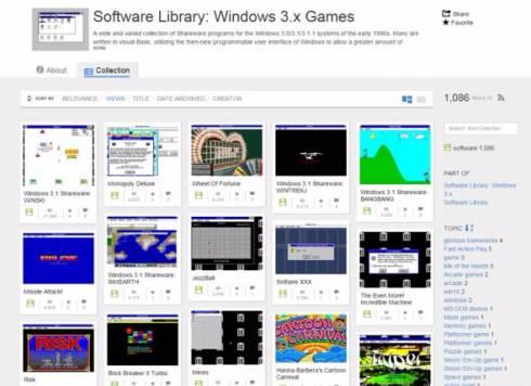 Windows3.1のゲーム