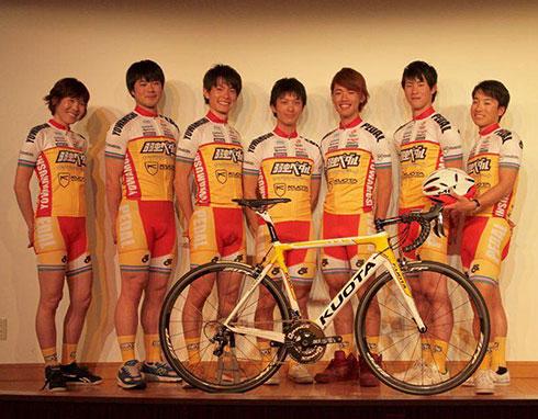 弱虫ペダルサイクリングチーム