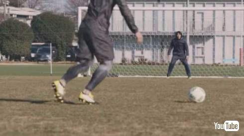 中村俊輔 VS 五郎丸歩