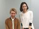 大林素子、演劇「ハイキュー!!」日向翔陽役の須賀健太と2ショット 推しキャラは「スガちゃん」