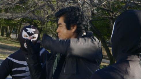 映画「仮面ライダー1号」