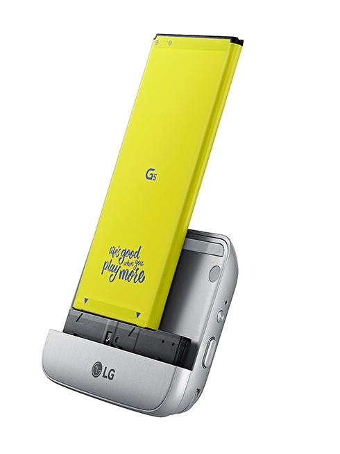 「LG CAM Plus」