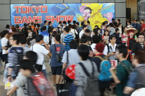 東京ゲームショウ2015の様子