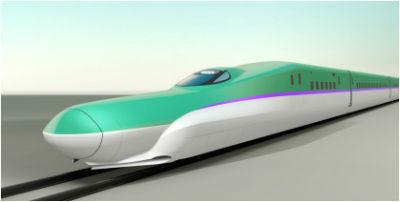 北海道新幹線人気