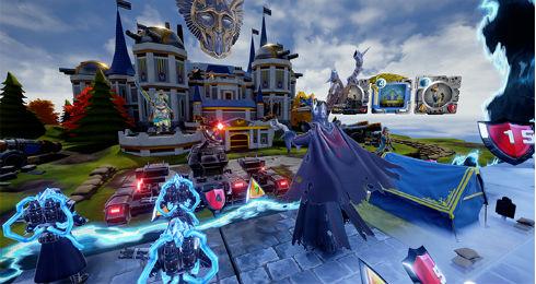 初のOculus向けVRカードゲーム「Dragon Front」が発表