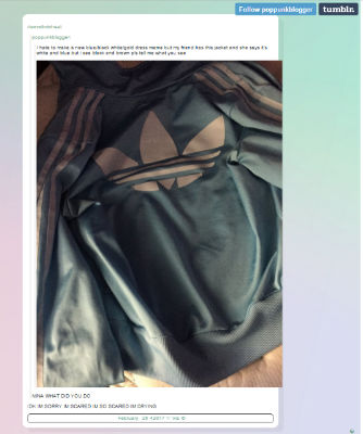 アディダスのジャケット