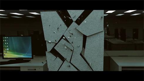「2045」崩壊するオフィス