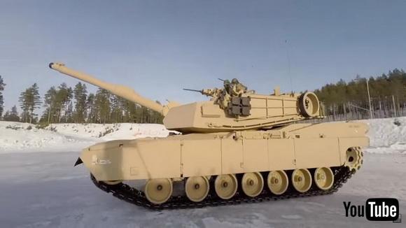 ドリフト戦車