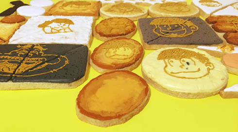 おそ松さんアイシングクッキー