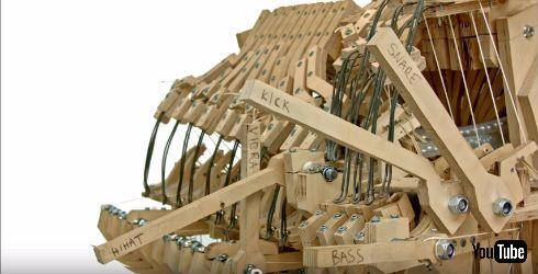 パチンコ玉を使用した楽器