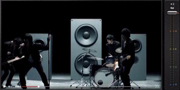 flumpoolミュージックビデオ