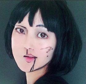 「顔泥棒」(伊藤潤二)