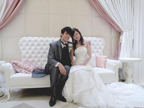 石井マークさんと榎本温子さん