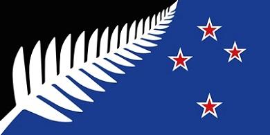 ニュージーランド国旗候補