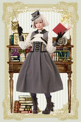 魔法学校の制服