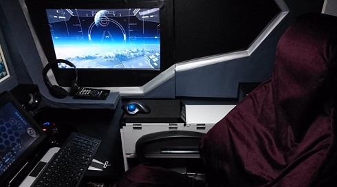 コックピット風PC周り
