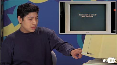 Windows 95現代っ子