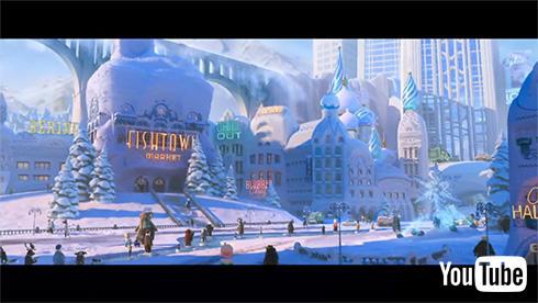 アナと雪の女王関連のイースターエッグが?