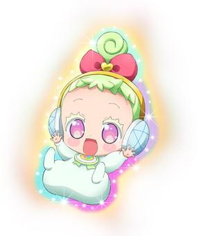 謎の赤ちゃん「ジュルル」