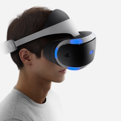 PlayStation VR HMD