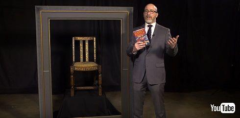 j.k.ローリングの椅子