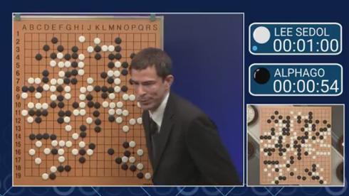 囲碁AI対プロ棋士 4戦目は李世ド...