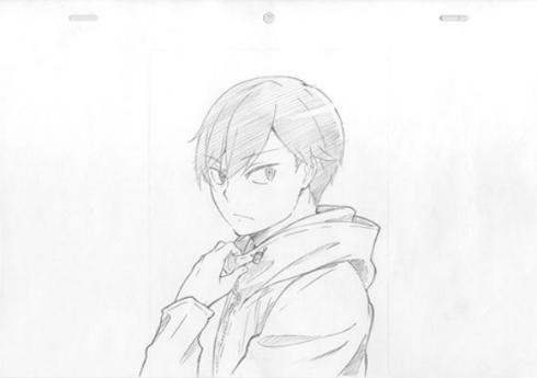 公開された原田巧のイラスト