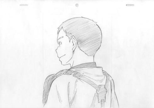 公開された永倉豪のイラスト