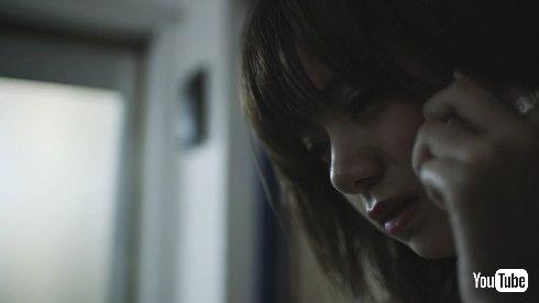 池田エライザさんが出演したglobe「FACE」MV