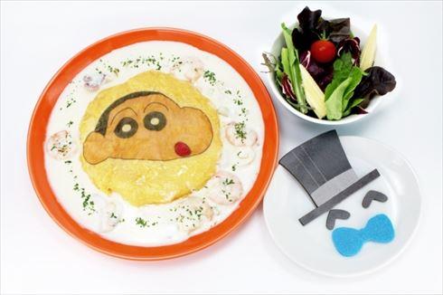 クレヨンしんちゃんカフェ