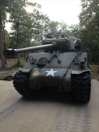 シャーマン戦車